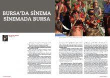 Atölye 16 mm Bursa'da Yaşam dergisinde